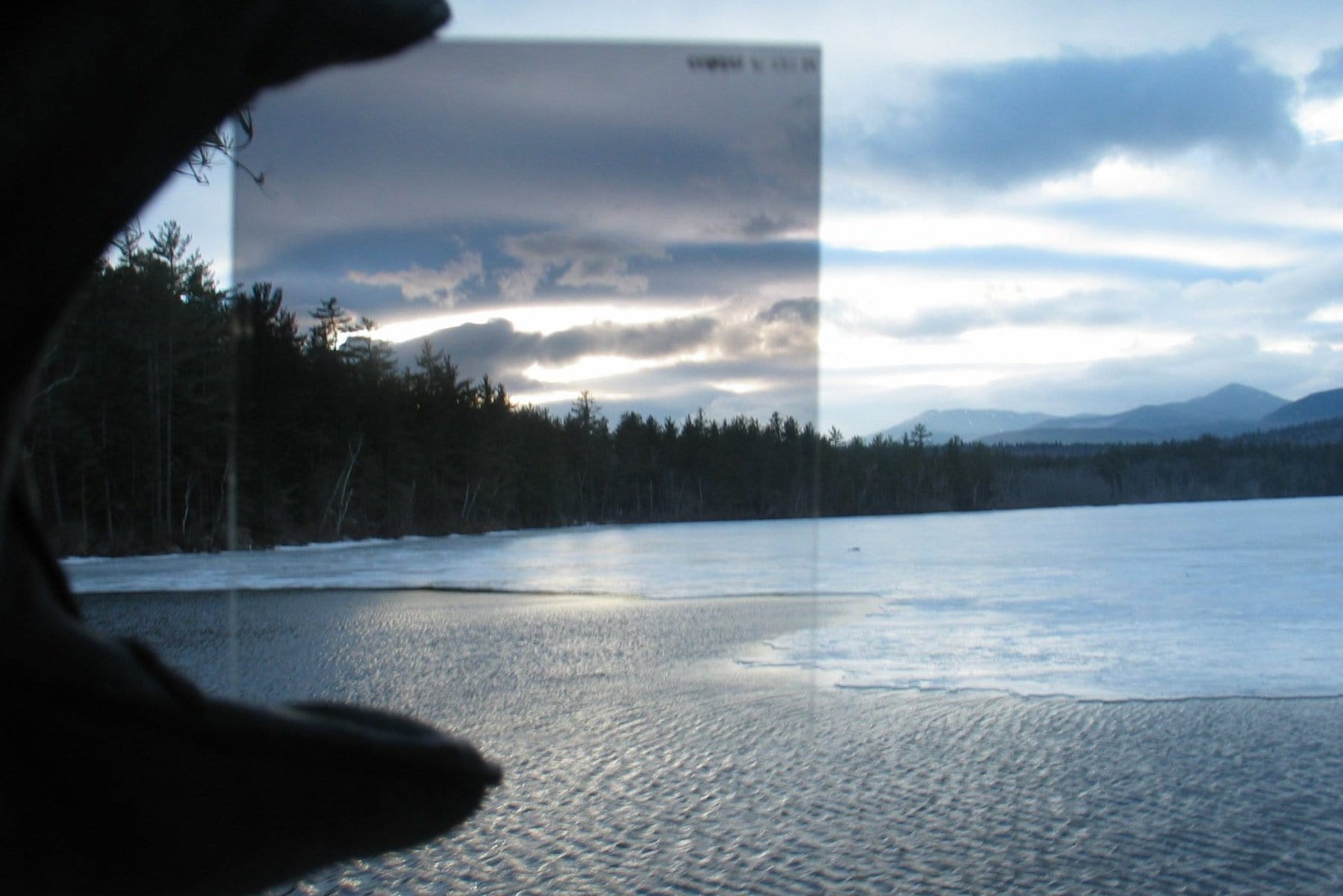 New ND Filters for landscape photography