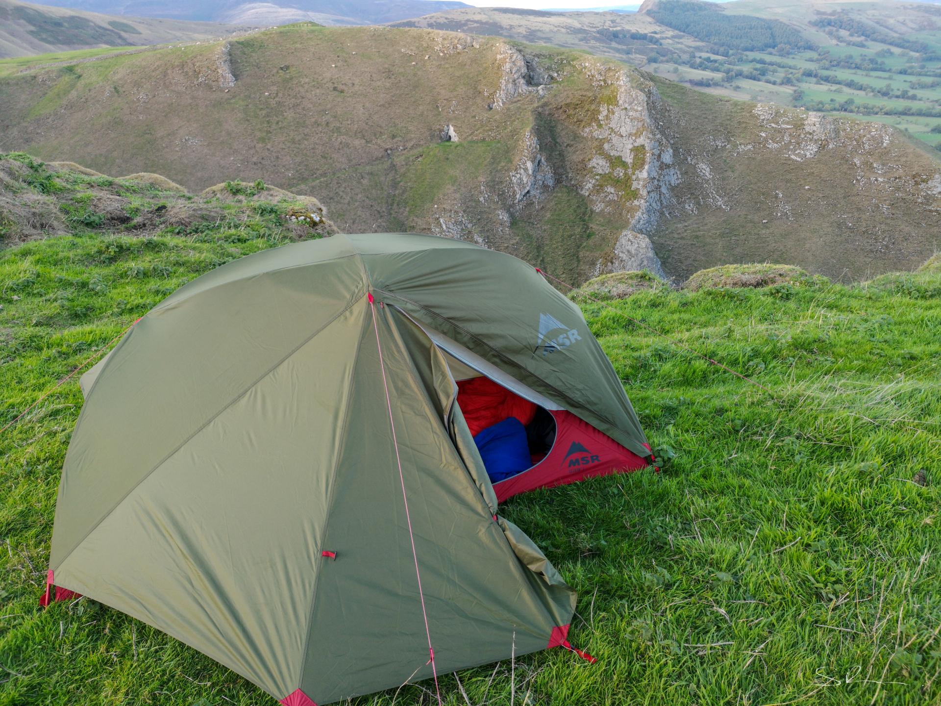 Winter Photography – Wild Camping Gear & Changes