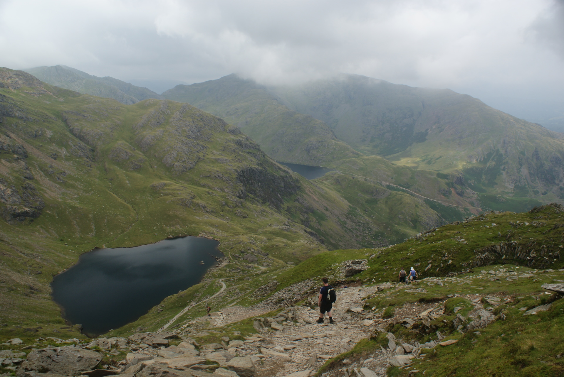 Lake District Trip tomorrow, One Mountain and Two Hikes