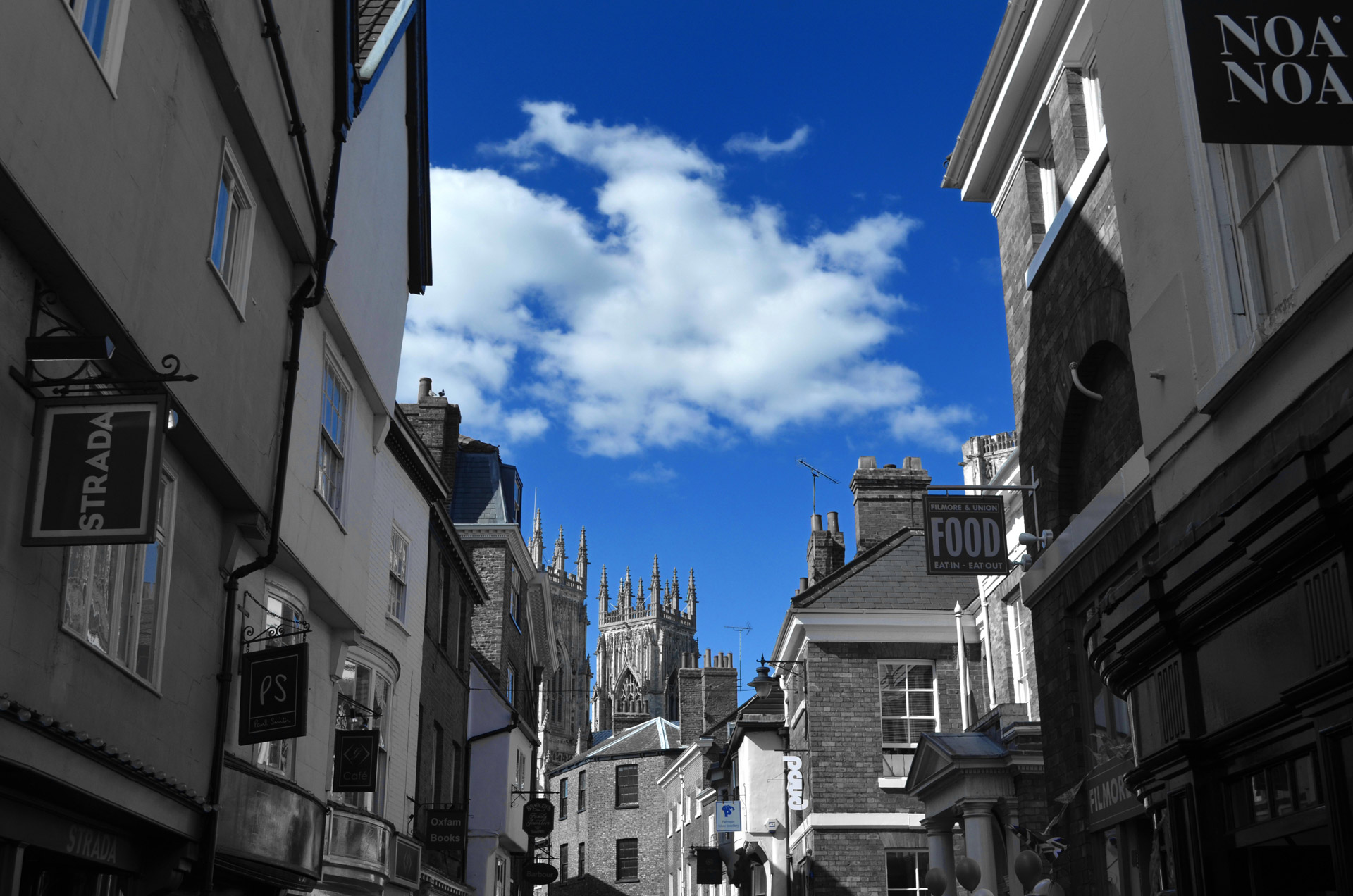 Planning a York photography trip
